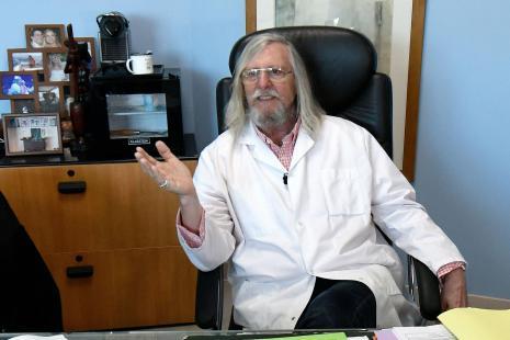 L'éthique du traitement contre l'éthique de la recherche », le Pr Didier Raoult critique les « dérives » de la méthodologie | Le Quotidien du médecin