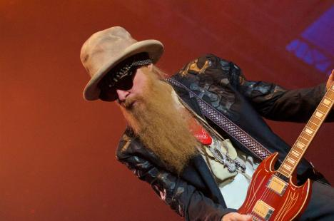 Jazz-Billy F. Gibbons