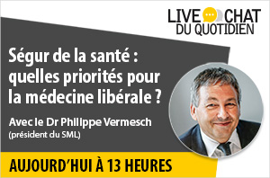 Live chat du « Quotidien »
