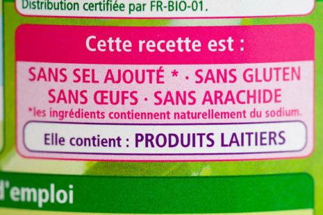 allergie alimentaire