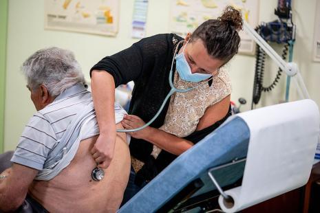 Enquête Res publica : le Covid, un vraichoc pour les médecins