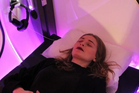 Capsule de micro-sieste
