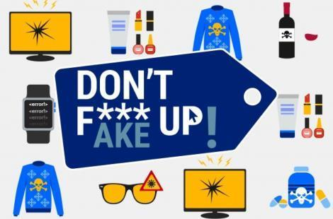 affiche campagne don't fake up