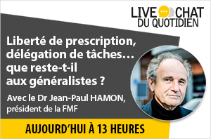 Live Chat avec Jean-Paul HAMON (FMF)