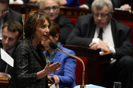 Marisol Touraine, le 17 novembre, a éludé la question d'un report de sa loi